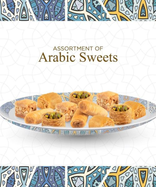 Mediterranean Sweets Collection