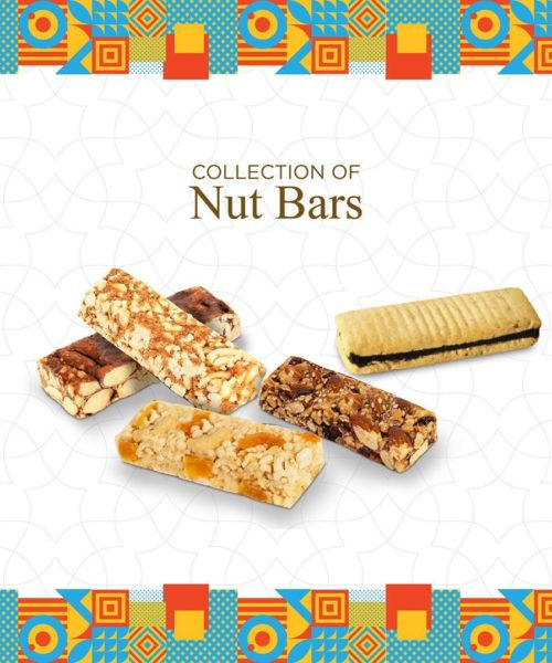 Nut Bars Collection
