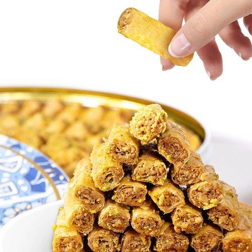 أصابع الكاجو بقلاوة   Cashew Nuts
