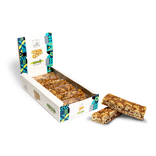 Crouqant and Cashew bars